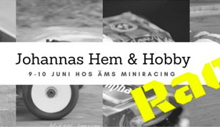 Johannas Hem & Hobby Race